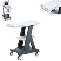 Wholesale 2013 Trolley Mobile Medical Cart for Portable laptop Ultrasound scanner machine