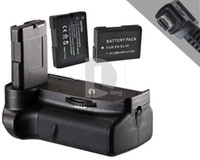 Wholesale New X Full Decoded EN EL14 Battery Vertical Camera Grip for D3100 D3200 DSLR PB014A