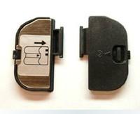 Wholesale 2 x New Battery Door Cover Lid Cap Repair Part for Nikon D50 D70 D70S D80 D90 Camera With Tracking Number