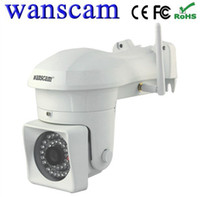Wholesale Newest MP Megapixel P HD LEDs IR Cut H Pan Tilt PNP Wireless Outdoor NightVision Security System Network IP Camera Cameras