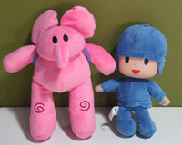 Wholesale Pocoyo Elly Soft Plush Stuffed Figure Toy Doll about inch cm Retail