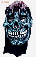 Wholesale Halloween Party Pirate Zombie Horror Mask Men s Horror Mask HI TH3