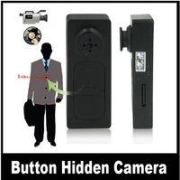 None   Spy camera 720x480 Mini Button Pinhole Hidden DVR Camcorder 30FPS Free Shipping