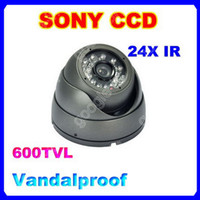 Cheap CCD 24 IR Camera Best Indoor 24 LED 600TVL Outdoor Camera
