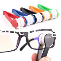 Wholesale Multifunctional protable glasses wipe cleaning glasses cleaner
