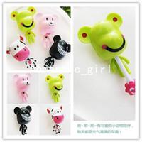 animal violence - Home small gifts cartoon animal toothbrush hanging violence bear toothbrush holder