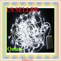 Wholesale 10M leds AC110 V White Christmas Decoration light led chritmas light led strings