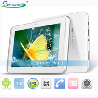Wholesale 7 inch Sanei N79 Dual Core G GPS Bluetooth Android Tablet PC