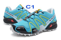 Wholesale New Arrival Salomon Speedcross CS Clima Women Running shoes Sport athletic Running Shoes Women Sneakers EUR36 Hot Selling