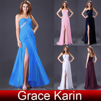 Grace Karin Sexy Long Wedding Bridesmaid Prom Ball Evening C...