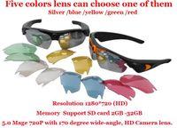 camera sunglasses 5mp - Spy sunglasses camera HD P MP CMOS Sunglasses dvr camera hidden camera degree Wide Angel Action Sport Camera Camcorder Recorder