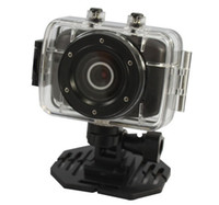 Wholesale SDV HD P Mini Action Camcorder Bicycle Camera with Waterproof Case inch LCD Screen Support TF Card amp X Zoom