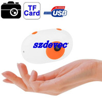 Wholesale Christmas Gifts DC E50S White Mini DC Mini Digital Camera with inch Screen Support TF Card Size x x mm
