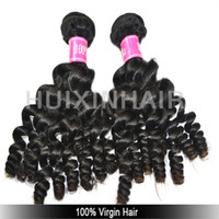 Wholesale A Baby Curly Unprocessed Virgin Brazilian Hair Extensions Vendor Hair Manufacture New Products quot to quot Bundle