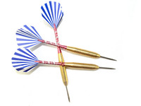 Wholesale Set Characteristic Grams Steel Tip Brass Darts With Aluminum Alloy Shaft And PET Flights Cheapest To Buy