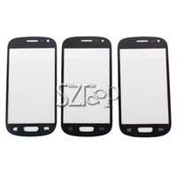 Wholesale Touch Screen Digitizer Front Lens Glass Panel For Samsung Galaxy i8190 S3 mini