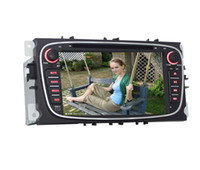 Special In-Dash DVD Player focus bluetooth gps - For Ford Mondeo S Max Galaxy Focus Auto Car DVD Player GPS Car Radio with IPod Canbus Bluetooth AUX Function USB SD Fucntion H966