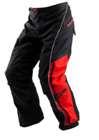 Wholesale Troy Lee DesignsTLD Rev Pants Shorts MTB DH BMX Zip off Motocross Offroad Pants Motorcycle Racing Pant Blk Red