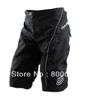 Wholesale No High Quanlity with Pad Troy lee design TLD Moto Pant Shorts Bicycle Cycling MTB BMX DOWNHILL TLD Shorts Black