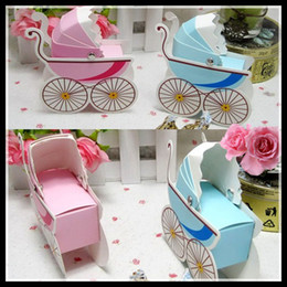 Unique Baby Car Sweetbox New Wedding Candy Favors Novelty Wedding Favor holders Wedding Candy package For Birthday or Theme Party best hot