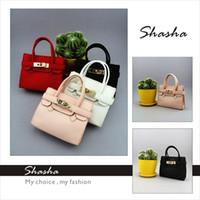 Wholesale 2014 New Customized children s fashion handbags mini bag women s designer totes kids shoulder messenger bags girls phone purses AXB00019