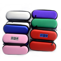 Wholesale Ego Zipper Small Case Ego Carry Small Case Ego Kit Case with vailable color mix order DHL Free