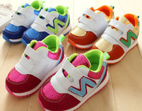 "Unisex Winter Cotton 10%off Fashion shoes, 22-26 code ""N"" word casual sports shoes, children toddler shoes, children's shoes wholesale,baby wear! 5pair 10pcs.ZL"