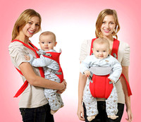Wholesale Hot SALE Wrap Baby Carrier Kids Carrier Sling Wrap Strap Backpack Infant Baby3 Months Useful when you travelling Free Ship Baby Carrier