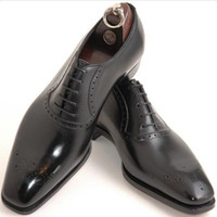 Men' s Dress shoes Oxfords shoes Men' s shoes Custom...