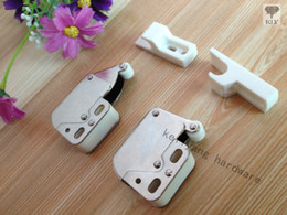 Wholesale Metal cabinet door catch Tip touch push latch for cabinet door pack