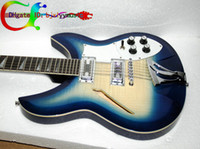 12 string guitar - Hot SALE Custom String Electric Guitar Blue Burst Electric Guitar Custom Guitar