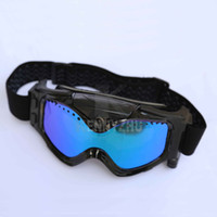 Wholesale Professional HD720P MP Video Camera Snow Skiing Goggles AntiFog Skiing Moto Goggles