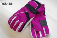 Wholesale Glove safety Work glove Leather glove have stocks can sell at any piece YGS