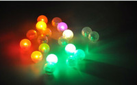 Wholesale 180pcs colorful Waterproof Glowing Fortune Products fairies berries Magical LED Light