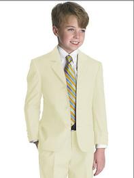 Wholesale Hot sale New More popular Kid s Complete Designer Boys Formal Occasion Jacket Pants Tie Vest shirt