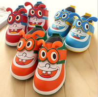 Unisex Spring / Autumn Rubber 10%off !New baby toddler shoes, cartoon shoes cheap sale, free shipping skid casual children shoes wholesale-baby wear. 5pairs 10pcs.ZL