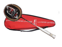 Wholesale lining N90 badminton rackets n90iii high end badminton racquet free shipment