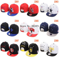 Red Cotton Adjustable Wholesale - Cheap National Football League Hats,Baseball snapback caps top quality Free shipping