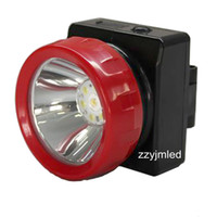 Wholesale New LD Cordless LED Miner Cap Lamp Mining Cap Light Cree Led Headlamp