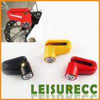 Wholesale Disc brakes Bike disc lock electric lock anti theft lock disc lock HW0902