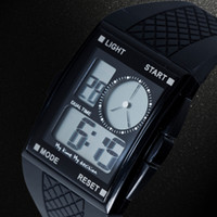 Chronograph Analog-Digital Resin Ots AUDI unisex watches fashion watch mens watch sports watch hot