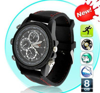 spy watch - waterproof watch spy camera hidden pinhole camera sports spy camera watch mini DVR