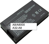 Wholesale Replacement Asus A8000 A8 F8 Z99 N80 X80 A32 A8 A8TL751 A32 A8 Laptop Batteries