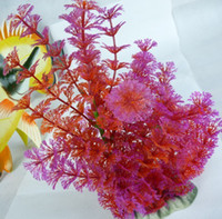 Wholesale Artificial plants fish tank aquarium plants water plants decoration plants cm