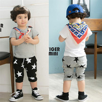 Wholesale Boys Shorts Children Star Printed Shorts Kids Shorts