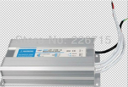 waterproof power supply 12V 16.5A 200W;led driver AC110 220V input;CE approved;CE ROHS approved