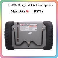 Wholesale Original Autel Maxidas DS708 Universal Diagnostic Scanner Multi Language with fee