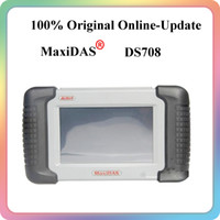 Wholesale 2013 Top Rated Professional Years Free Update online autel maxidas ds708 maxidas ds708 Original Autel DS708 Newest Version