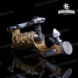 A++ Quality Rotary Tattoo Machine Tattoo Guns Rotary Motor Tattoo Machine Tattoo Liner Shader Machine CNC Steel Tattoo Supplies
