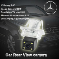 Car Camera special car rearview camera - color HD CCD PAL System special car rearview camera for Mercedes Benz with degree view angle
